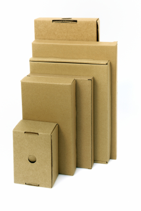 Wooden, Plastic And Cardboard Boxes and Cartons