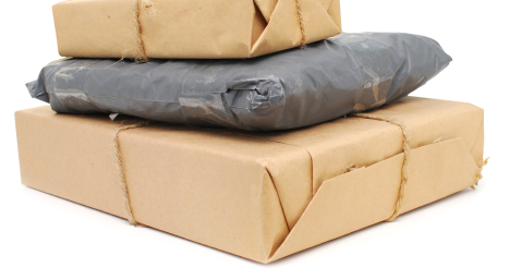 All kinds of paper wrapping and packaging for parcels and cartons.