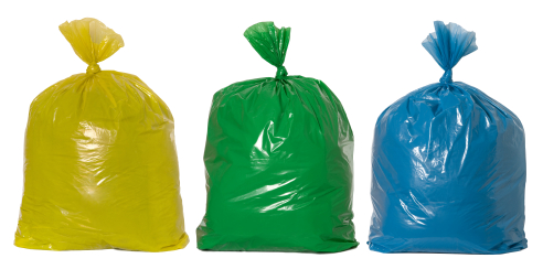 Coloured Bags, Packaging Bags, PVC Bags and Mailing Bags