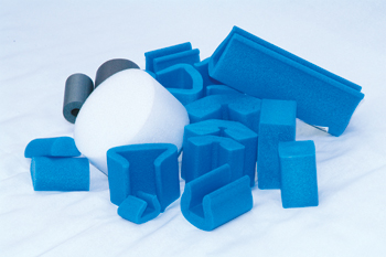 U&L Channel Foam For Protection