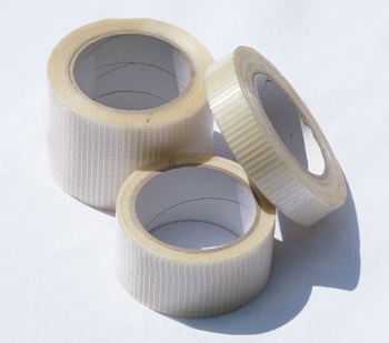 Crossweave reinforced tape strength